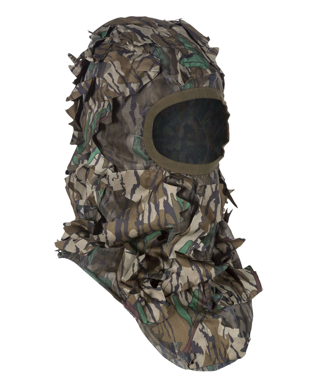 Mossy Oak Greenleaf Leafy Face Mask