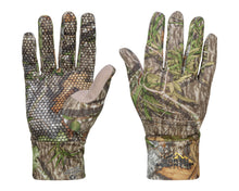 Load image into Gallery viewer, Mossy Oak Stretch Fit Gloves Obsession