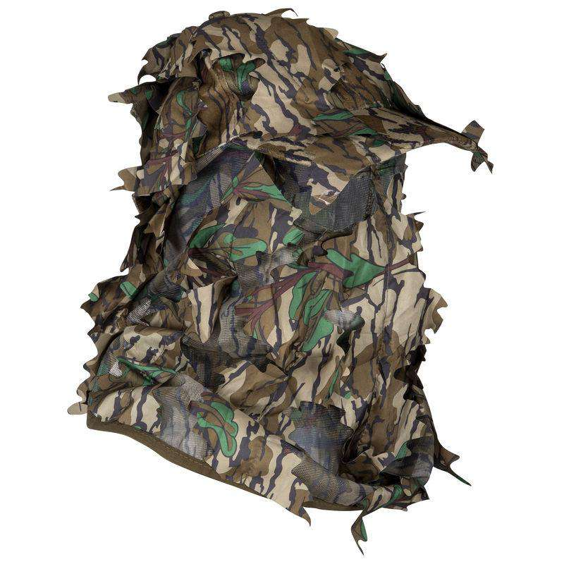 Mossy Oak Greenleaf Hat & Face Mask