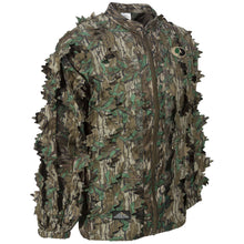 Load image into Gallery viewer, Mossy Oak Greenleaf Leafy Jacket - Full Zip - Without Hood