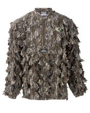 Load image into Gallery viewer, Mossy Oak Bottomland Leafy Pullover - 1/2 Zip - Without Hood