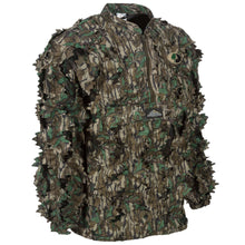 Load image into Gallery viewer, Mossy Oak Greenleaf Leafy Pullover - 1/2 Zip - Without Hood