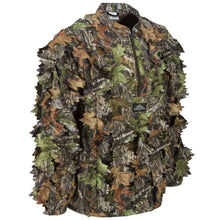 Load image into Gallery viewer, Mossy Oak Obsession Leafy Pullover - 1/2 Zip - Without Hood