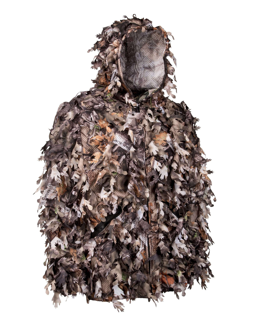 NMG Guide Series Leafy Camouflage Jacket
