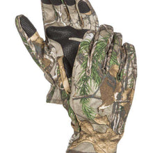 Load image into Gallery viewer, Camouflage Hunting Gloves Smart Phone Compatible With Sure Grip Palms Water Resistant-North Mountain Gear