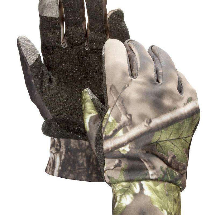 Camouflage Hunting Gloves - Touch Screen Compatible Green-North Mountain Gear