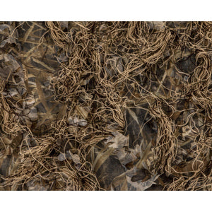Ghillie Netting - Blanket - 6 FT x 4.5 FT Wetland Brown-North Mountain Gear