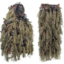 Load image into Gallery viewer, Hybrid Ghillie Suit Woodland Brown-North Mountain Gear