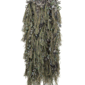 Hybrid Ghillie Suit Woodland Green-North Mountain Gear