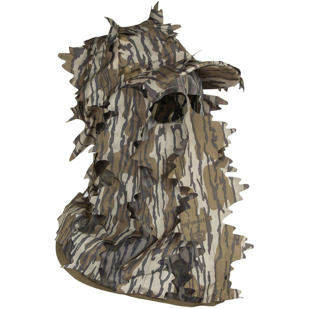 Mossy Oak Bottomland Hat & Face Mask-North Mountain Gear