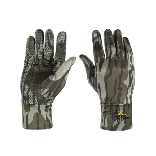Mossy Oak Bottomland Stretch Fit Gloves-North Mountain Gear