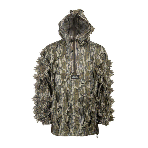 Mossy Oak Premium Midweight BOTTOMLAND 3D Leafy Pullover-North Mountain Gear