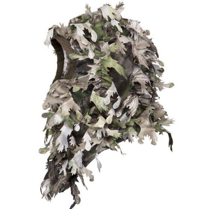 North Mountain Gear Woodland Green HD Full Cover Camouflage Hunting Face Mask Green-North Mountain Gear