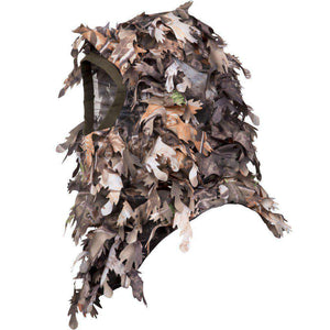North Mountain Gear Woodland HD Full Cover Camouflage Hunting Face Mask Brown-North Mountain Gear