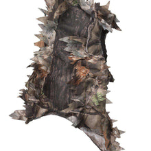 Load image into Gallery viewer, Ultra Light - Full Cover - 3D Leafy Face Mask - One Size Fits Most-North Mountain Gear