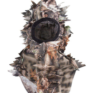 Ultra Light - Full Cover - 3D Leafy Face Mask - One Size Fits Most-North Mountain Gear