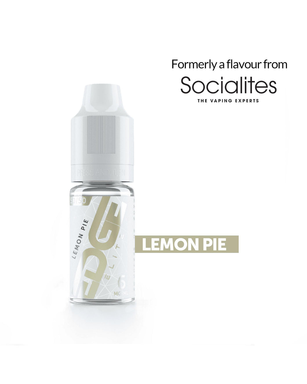 EDGE Elite - Lemon Pie