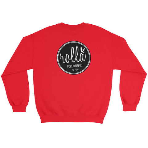 Rolla OG Sweatshirt - Printed on Front and Back