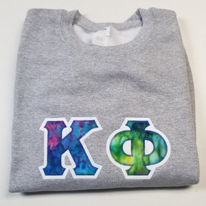 Custom Greek Letter Shirts