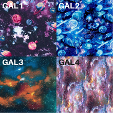 Load image into Gallery viewer, Galaxy Long Sleeve T-Shirt - Gildan