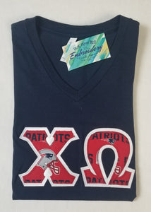 Chi Omega - Ready to Ship