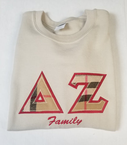 Delta Zeta Sweatshirt  - Ready to Ship