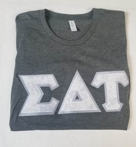 Sigma Delta Tau Bella-Canvas Crew Neck - Ready to Ship