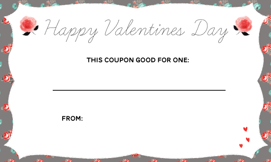 Valentines-Coupon