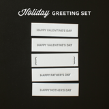 Holiday Greetings Set