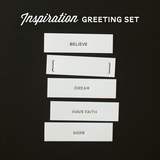 Inspiration Greetings Set