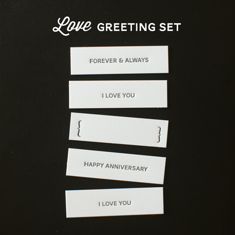 Love 2 Greetings Set