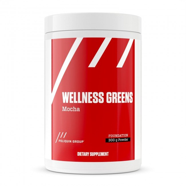 Wellness Greens Mocha 300g - 30 servings