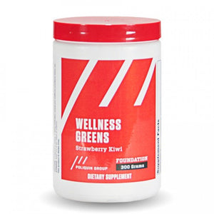Wellness Greens Strawberry Kiwi 300g - 30 servings