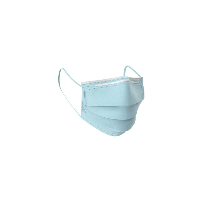 50 Pack - Medical Safety Mask, Disposable Air Filter Masks Against Dust, Pollution, Particle, Pollen, Smoke, Safety Face Mask