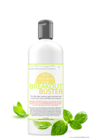 Breakout Buster Acne Astringent Toner for Guys and Gals - Ready to Label