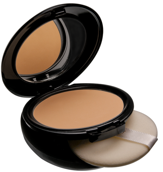 Medium Light (#1 Yellow Undertones) - Age Defying Antioxidant Creme Foundation Compact