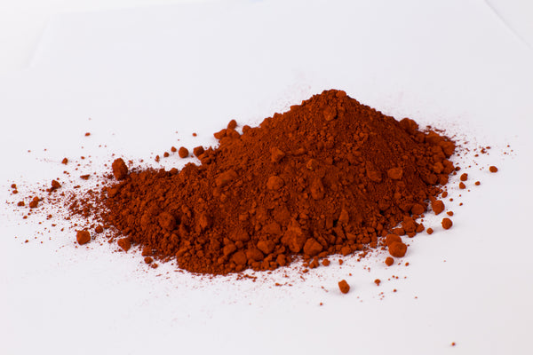 Red Iron Oxide - Mineral Makeup Ingredient