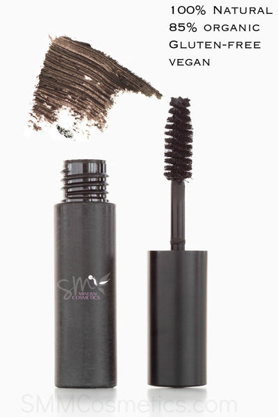 Brown - Gluten free Lash Love Organic Mascara