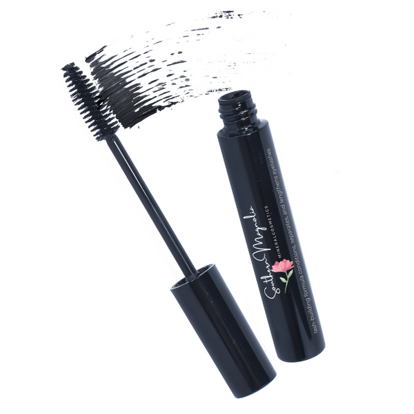 Black - Pro-Vitamin Lash Builder Mineral Mascara