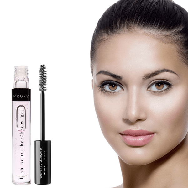 Pro-Vitamin Lash Nourisher Brow Gel Sealer | Clear Mascara