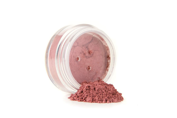 Sugar Plum - Mineral Shimmer Blush Cheek Color - Ready to Label