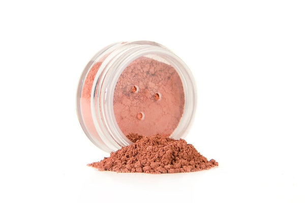 Vintage Rose - Mineral Matte Blush Cheek Color - Ready to Label