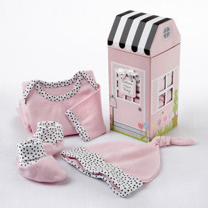 Welcome Home Layette for Baby, Baby Aspen, Baby Gifts, For Girls, Gift Set