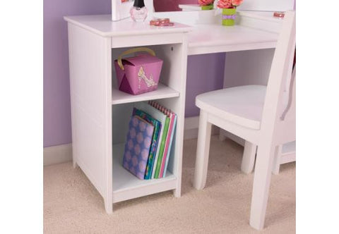 KidKraft Deluxe Vanity & Chair - FREE SHIPPING!