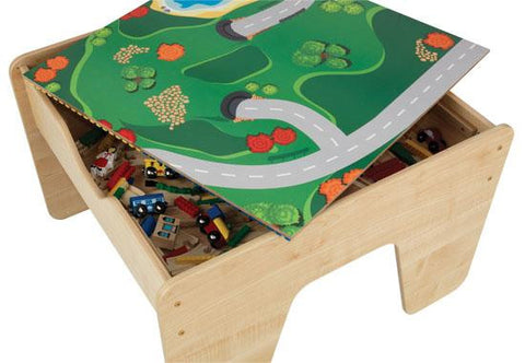 KidKraft Activity Table a 2 in 1 Activity Table with Board - FREE SHIPPING!