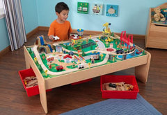 Kidkraft Waterfall Mountain Train Set, KidKraft, Toys, Train Sets