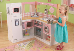 Kidkraft Grand Gourmet Corner Kitchen - FREE SHIPPING!
