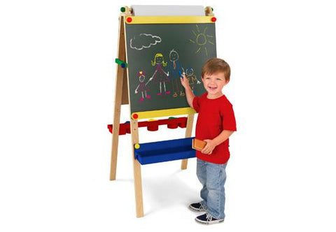 The KidKraft Art Easel with Paper Roll