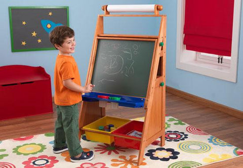 Easel Desk with Storage - FREE SHIPPING!