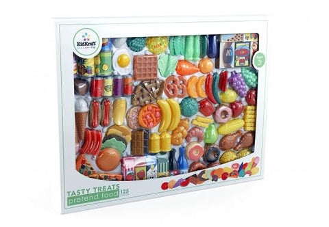 Tasty Treats Pretend Play Food Set, KidKraft, Toys, New, Play Furniture